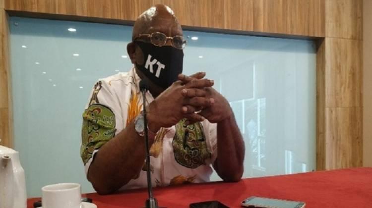 Wakil Gubernur Papua Klemen Tinai Dorong Putra-Putri Daerah Mendaftarkan Diri Jadi Anggota TNI dan Polri