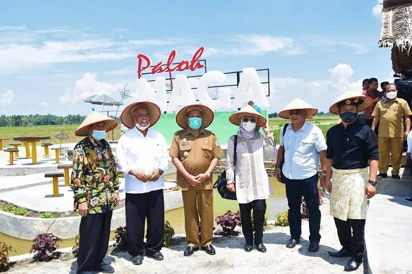 Pengembangan Destinasi Wisata Deli Serdang dapat Apresiasi dari Komisi X DPR RI