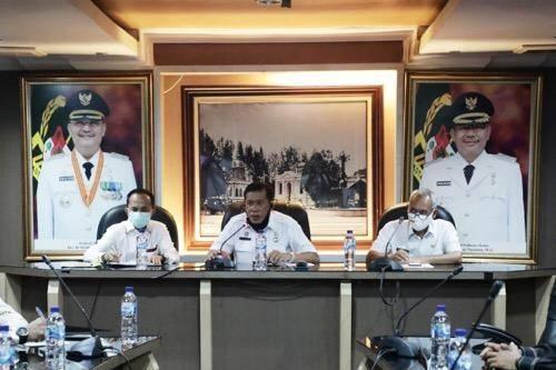 DPRD Kabupaten Nias Utara Kunjungan Kerja ke Pemko Medan