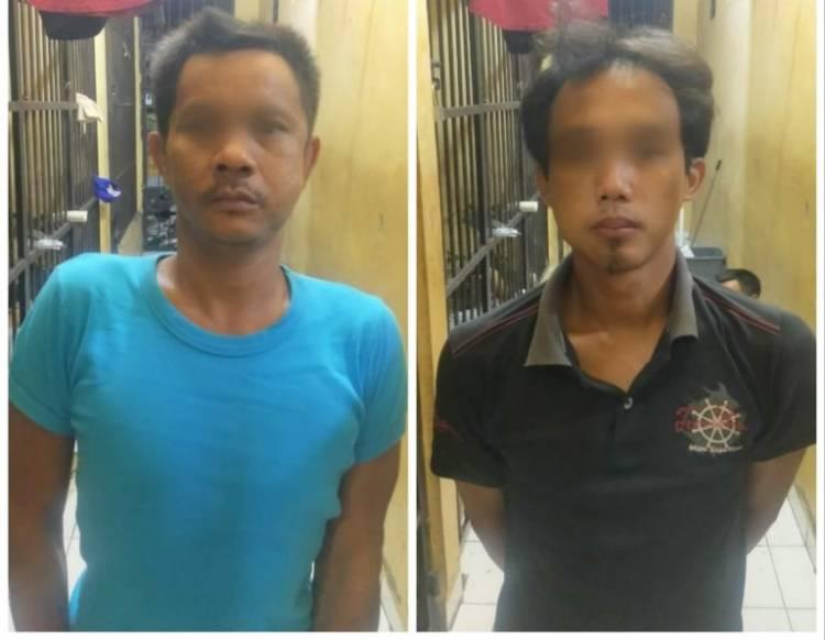 Dua Pencuri HP Diringkus Polsek Lubuk Pakam