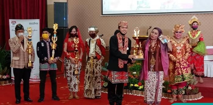 LKB Widatra Unimed Sukses Raih Juara II di Kompetisi Kreasi Tari Tradisi Nusantara ke-3 tingkat Nasional