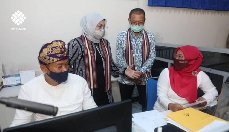 Lindungi Pekerja Migran Indonesia, Kemnaker Bangun 45 Layanan Terpadu Satu Atap
