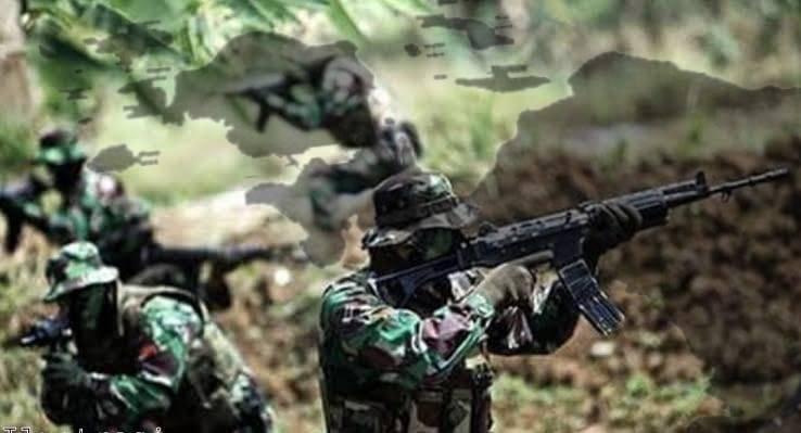 Kontak Tembak TNI dengan KSB di Hitadipa, Satu KSB Tewas
