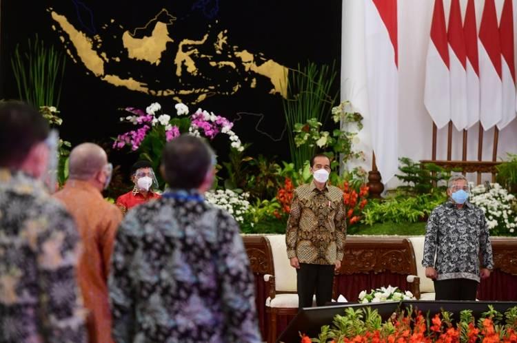 Hari Pers Nasional, Presiden Ajak Insan Pers Bangun Harapan dan Optimisme dalam Penanganan Pandemi