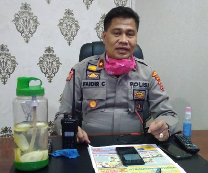 Revitalisasi Pasar Timah Medan, Polisi Berharap Relokasi Pedagang Berjalan Lancar