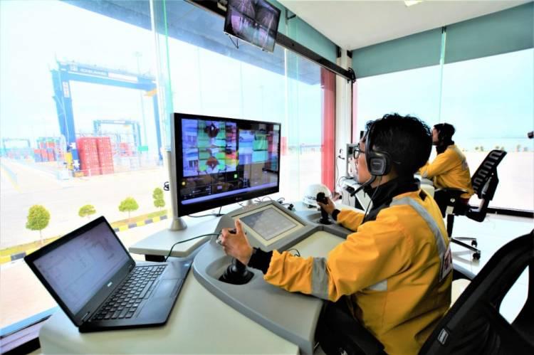 Pelindo 1 Dorong Akselerasi Pertumbuhan Ekonomi Wilayah Melalui Pengembangan Kuala Tanjung Port and Industrial Estate