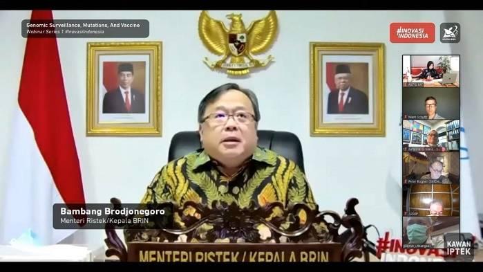 Pemerintah Tingkatkan Upaya Pelacakan dan Identifikasi Genom Mutasi Baru Virus Covid-19 di Indonesia