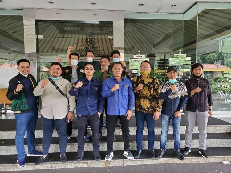 Bambang Irawan Terpilih Jadi Ketua DPD KNPI DKI Jakarta Periode 2021-2024