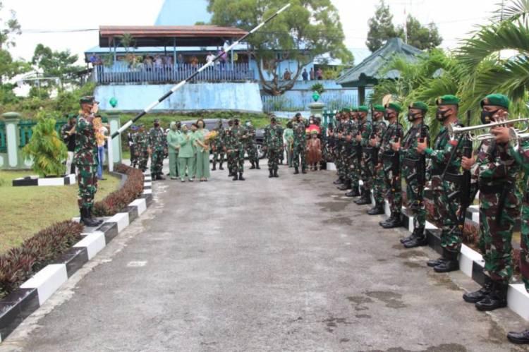 Pangdam XVII/Cenderawasih Kunjungi Kabupaten Biak dan Yapen