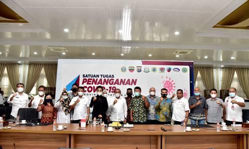 Gubernur Sumut Diskusi dengan Mantan Atlet Berprestasi Tentang PON 2024