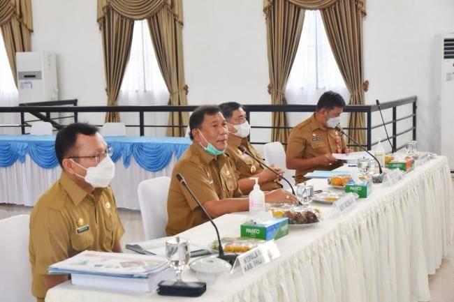 Bupati Deli Serdang Minta Seluruh OPD Bekerjasama Pada Pembangunan di Tahun 2022