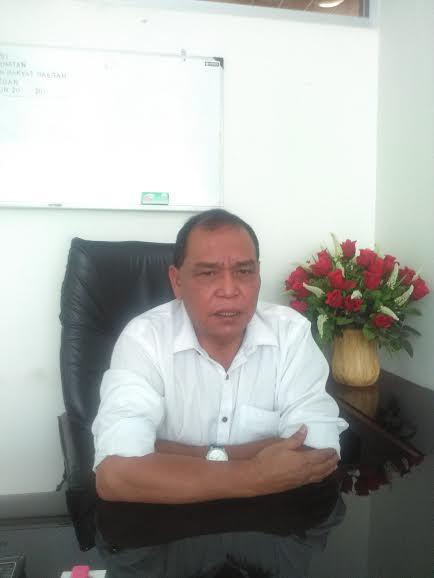 Berdasarkan Rapat BKD, Bangkit Sitepu Resmi Pimpin BKD DPRD Medan