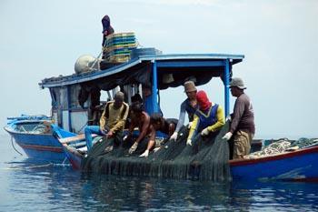 KKP Beri Bantuan Premi Asuransi ke Nelayan