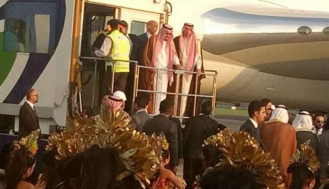Raja Salman Perpanjang Liburan di Bali Hingga 12 Maret