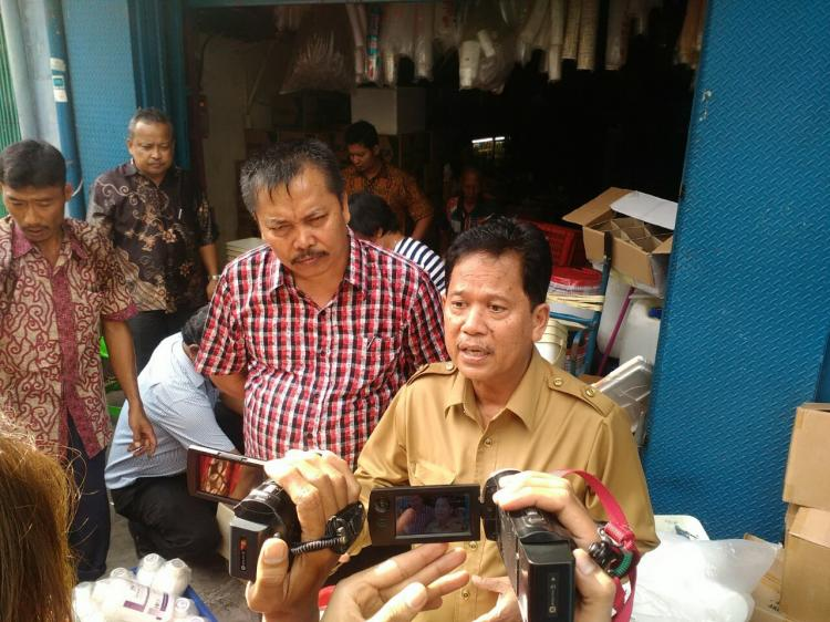BBPOM Sita Bahan Tambahan Pangan Ilegal Senilai Rp 3 Miliar di Medan