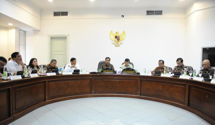 Presiden Jokowi: Gubernur Kepri, Walikota dan BP Batam Harus Terintegrasi