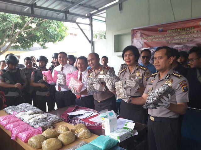 Fakta Mencengangkan Peredaran Narkoba di Indonesia