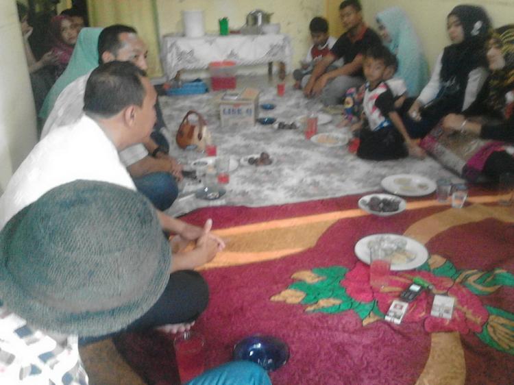 Silaturahmi Jurnalis Online Binjai