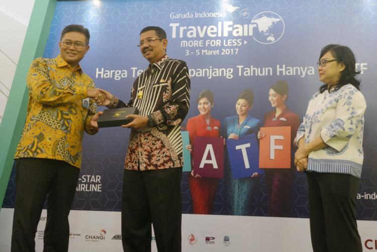 Gubsu Tengku Erry Berharap GATF 2017 Dongkrak Pariwisata Sumut