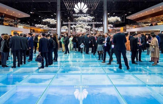 Huawei Gelar Forum Global Digital Transformation di Ajang MWC 2017
