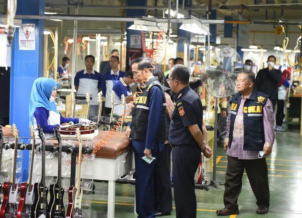 Presiden Jokowi Minta Perizinan Kepabeanan Terus Dipangkas