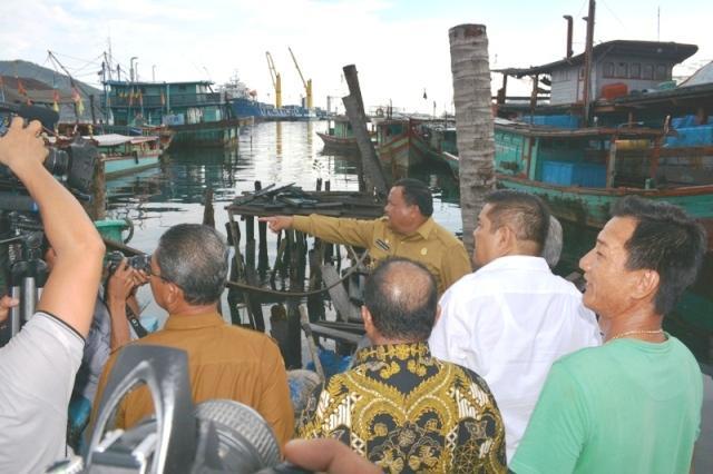 Pukat Trawl Dilarang Beroperasi, Kota Sibolga Harus Kembali Jadi Kota Ikan