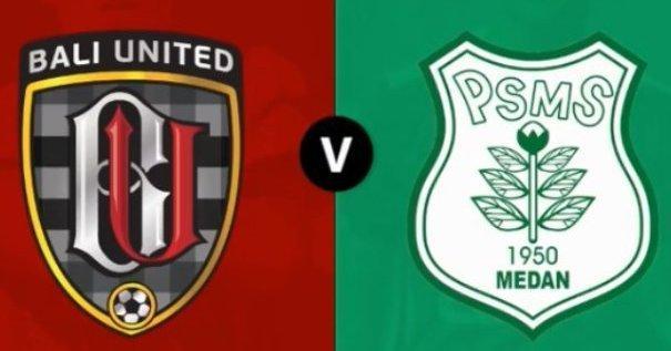 Laga Perdana Liga 1, PSMS Medan Takluk di Kandang Bali United
