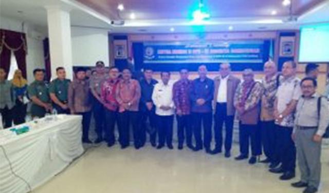 Komisi II DPR RI Kunker ke Kabupaten Deli Serdang