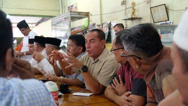 Edy Rahmayadi: Pembangunan Tol dan Jalur KA Sumut-Aceh harus Dikawal