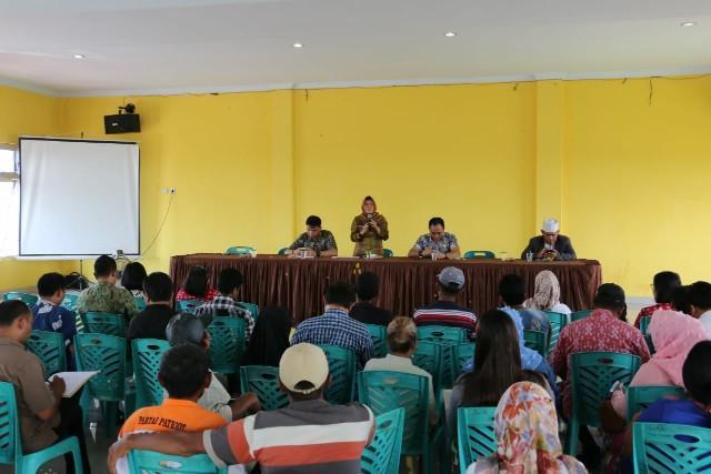 Dinas PKPPR Kota Medan Bekerjasama dengan Dinas Perkim Provsu Bantu Bedah Rumah Masyarakat Medan Belawan