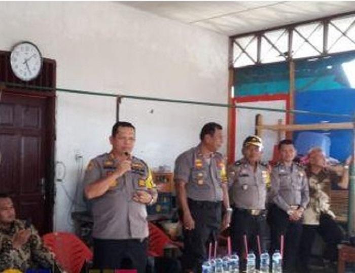 Kapolres Belawan Ajak Warga Berperan Aktif Jaga Kamtibmas