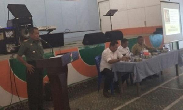PTPN IV Kebun Gunung Bayu Simalungun Sosialisasi Larangan Ternak Masuk Kebun Sawit