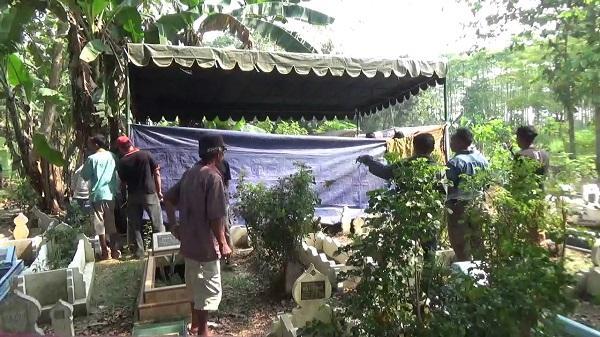 Sebulan Dikubur, Makam Nurhayati di Labuhan Deli Dibongkar