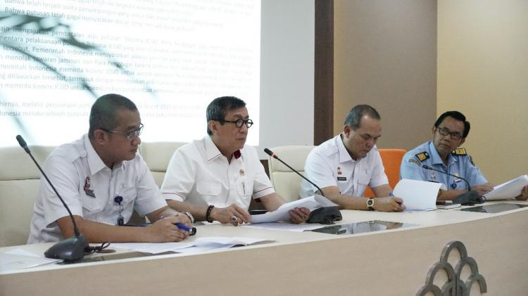 Pemerintah Indonesia Raih Kemenangan Mutlak di Forum Arbitrase ICSID