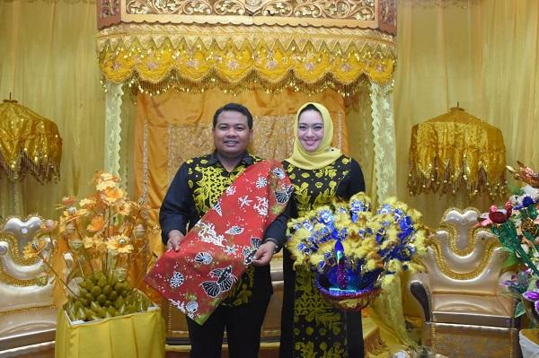 Pemko Tanjungbalai Pamerkan Pesona Batik Kito di Event PRSU Tahun 2019
