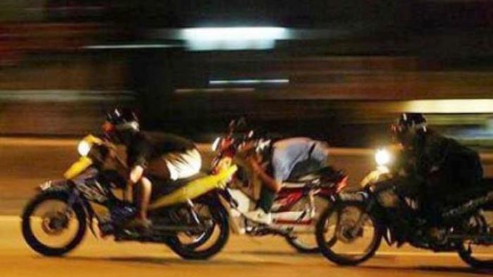 Polsek Teluk Mengkudu Gelar Patroli Antisipasi Balap Liar