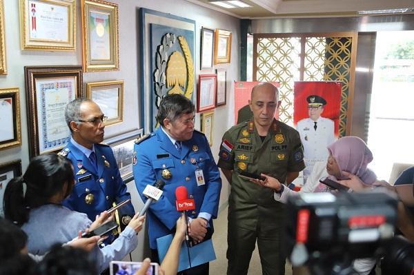 Jaga Kondusifitas TPS se-Indonesia, Kemendagri Gandeng 1,6 juta Linmas
