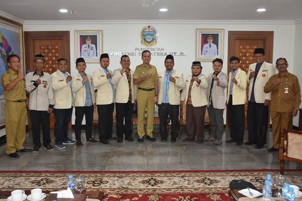 Wagub Sumut Dukung Kegiatan Kuliah Umum dan BAD II PDPM Medan