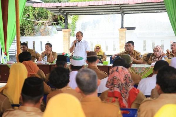Plt Bupati Labuhanbatu: Pemukiman Nelayan di Kecamatan Panai Hilir Belum Layak Huni