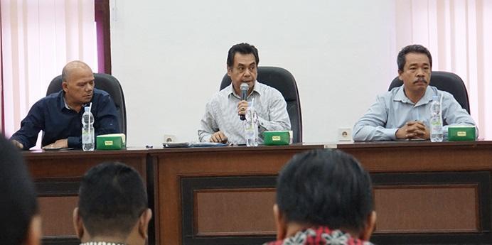 Unimed Siapkan 60.670 Kursi dan 3180 PC untuk UTBK SBMPTN di Sumut