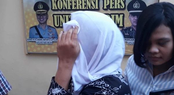 Hanya Gara Beda Calon Pilihan, Tim Sukses Partai Aniaya Seorang Perempuan Warga Garu II B Medan