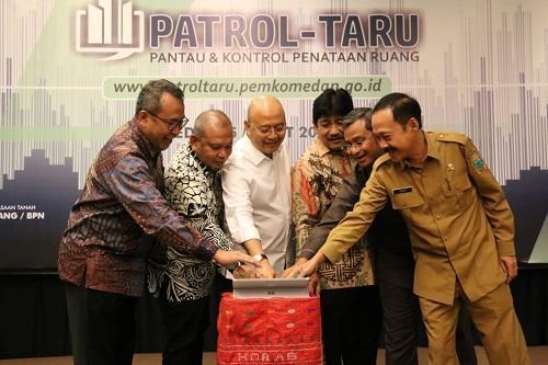 Aplikasi Patrol-Taru Kota Medan, Permudah Warga Dapatkan Informasi Penataan Ruang di Kota Medan