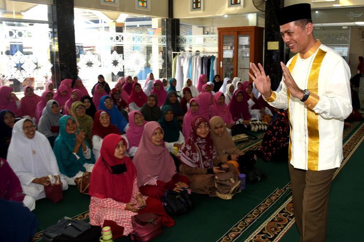 Buka Event Muslimah Fest 2019, Wagub Sumut Harapkan Masjid Punya Manfaat Ekonomi