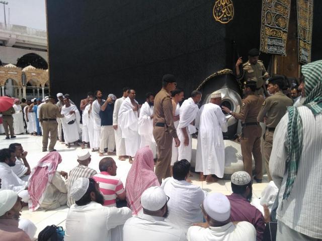 Sempat Ditutup, Jemaah Non Umrah Kembali Bisa Thawaf Sunnah lagi di Pelataran Kabah