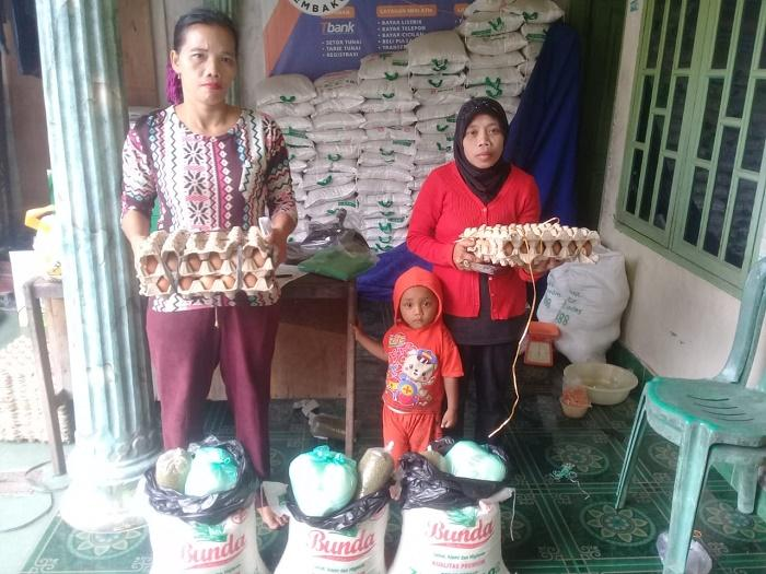 Pemkab Asahan Pantau Penyaluran BSNT Bagi Keluarga Kurang Mampu