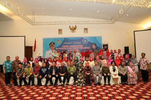 Buka Jambore Kader Tim Penggerak PKK, Plt Wali Kota Medan: Yok, Bikin Cantik Medan