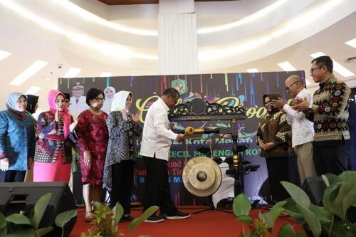 Gelar Produk UMKM dan Koperasi Kota Medan 2020, Plt Wali Kota Medan: Kembangkan dan Sejahterakan Pelaku Usaha