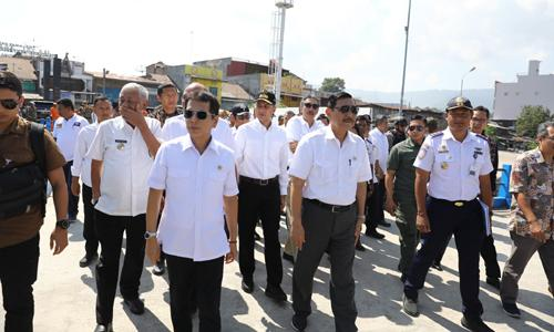 Wakil Gubernur Apresiasi Perhatian Pemerintah Pusat Tehadap Danau Toba