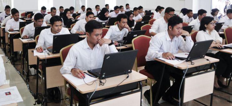 Hasil SKD CPNS Formasi 2019 akan Diumumkan Serentak 22-23 Maret 2020