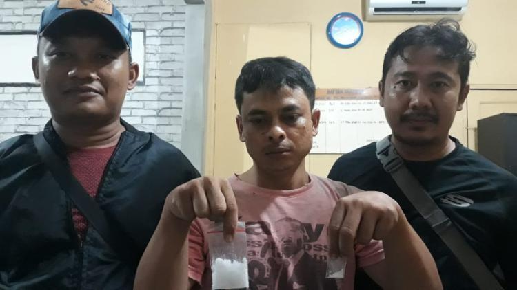 Bandar Sabu Asal Cilawan Didor Petugas Jajaran Polres Sergai